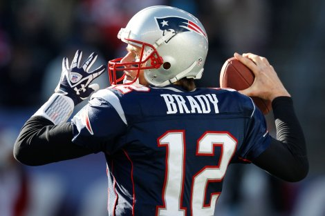 Tom Brady is a system quarterback